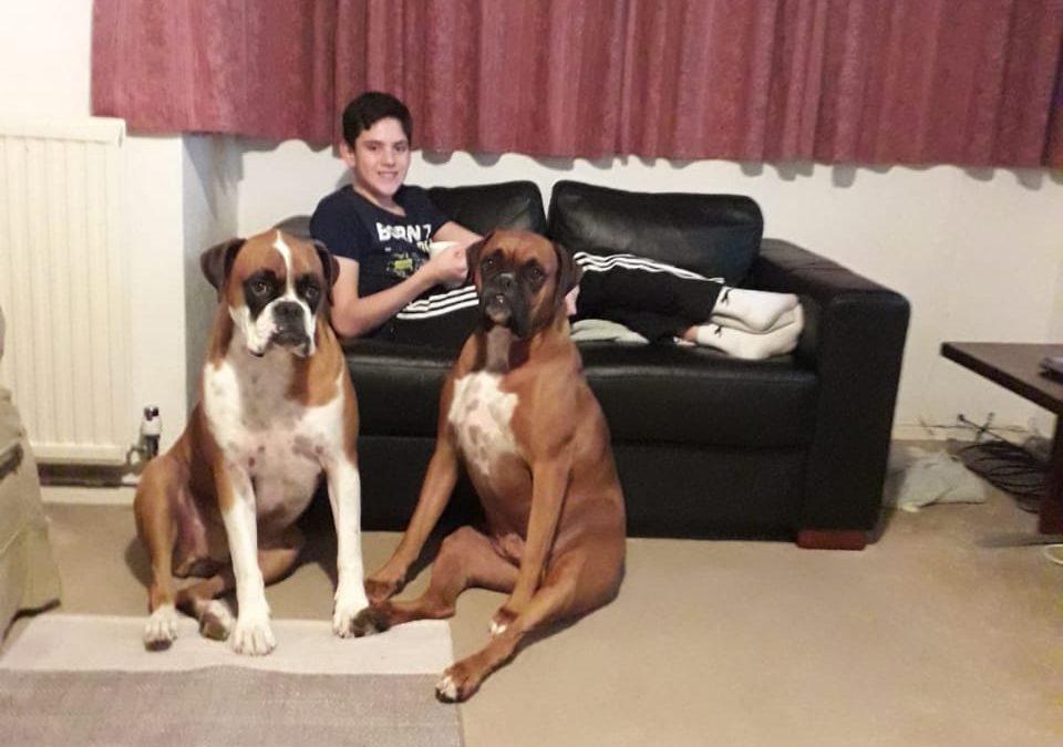Zach, Solomon and Cody